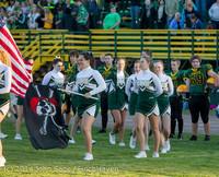 3726 Cheer-Crowd-Band at Football v Port-Angeles 091214