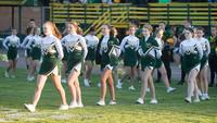 3734 Cheer-Crowd-Band at Football v Port-Angeles 091214