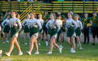 3746 Cheer-Crowd-Band at Football v Port-Angeles 091214