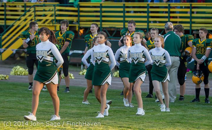 3759 Cheer-Crowd-Band at Football v Port-Angeles 091214
