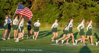 3801 Cheer-Crowd-Band at Football v Port-Angeles 091214