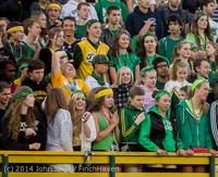 4554 Cheer-Crowd-Band at Football v Port-Angeles 091214