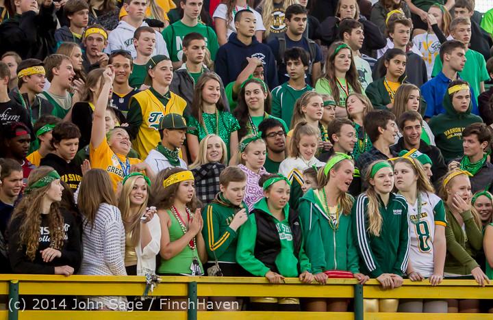 4555 Cheer-Crowd-Band at Football v Port-Angeles 091214