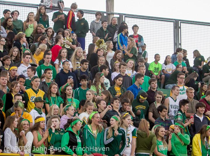 4572 Cheer-Crowd-Band at Football v Port-Angeles 091214