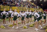 4871 Cheer-Crowd-Band at Football v Port-Angeles 091214