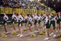 4873 Cheer-Crowd-Band at Football v Port-Angeles 091214
