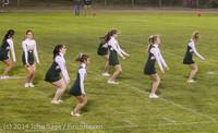 5327 Cheer-Crowd-Band at Football v Port-Angeles 091214