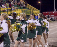 6400 Cheer-Crowd-Band at Football v Port-Angeles 091214