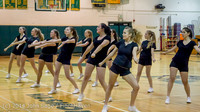 5939 Cheer and Black-Out at BBall v Granite Falls 120214