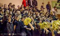 6337 Cheer and Black-Out at BBall v Granite Falls 120214