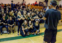 6370 Cheer and Black-Out at BBall v Granite Falls 120214