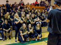 6372 Cheer and Black-Out at BBall v Granite Falls 120214