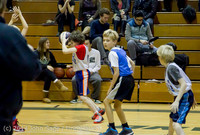 6606 VIJB halftime Kiddos at BBall v Granite Falls 120214
