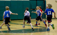 6613 VIJB halftime Kiddos at BBall v Granite Falls 120214
