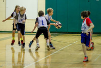 6652 VIJB halftime Kiddos at BBall v Granite Falls 120214