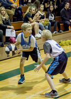 6653 VIJB halftime Kiddos at BBall v Granite Falls 120214