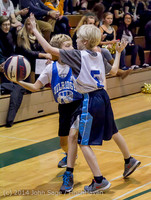 6657 VIJB halftime Kiddos at BBall v Granite Falls 120214