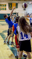 6669 VIJB halftime Kiddos at BBall v Granite Falls 120214