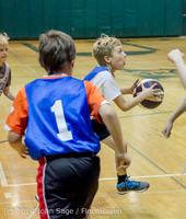 6683 VIJB halftime Kiddos at BBall v Granite Falls 120214