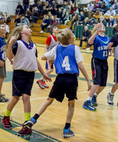 6689 VIJB halftime Kiddos at BBall v Granite Falls 120214