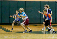 6695 VIJB halftime Kiddos at BBall v Granite Falls 120214