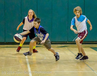 6698 VIJB halftime Kiddos at BBall v Granite Falls 120214