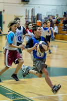 6708 VIJB halftime Kiddos at BBall v Granite Falls 120214