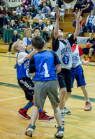 6722 VIJB halftime Kiddos at BBall v Granite Falls 120214