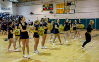 7815 Cheer and Black-Out at BBall v Granite Falls 120214