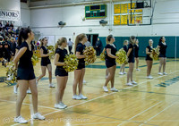 7821 Cheer and Black-Out at BBall v Granite Falls 120214