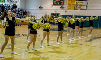 7875 Cheer and Black-Out at BBall v Granite Falls 120214