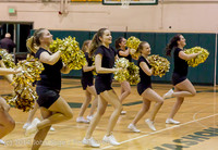7884 Cheer and Black-Out at BBall v Granite Falls 120214