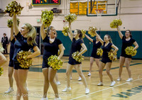 7892 Cheer and Black-Out at BBall v Granite Falls 120214