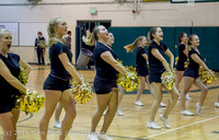 7895 Cheer and Black-Out at BBall v Granite Falls 120214