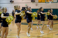 7897 Cheer and Black-Out at BBall v Granite Falls 120214
