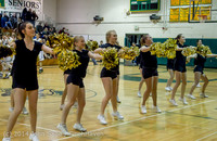 7901 Cheer and Black-Out at BBall v Granite Falls 120214