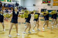 7904 Cheer and Black-Out at BBall v Granite Falls 120214