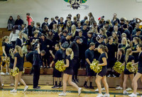 7914 Cheer and Black-Out at BBall v Granite Falls 120214