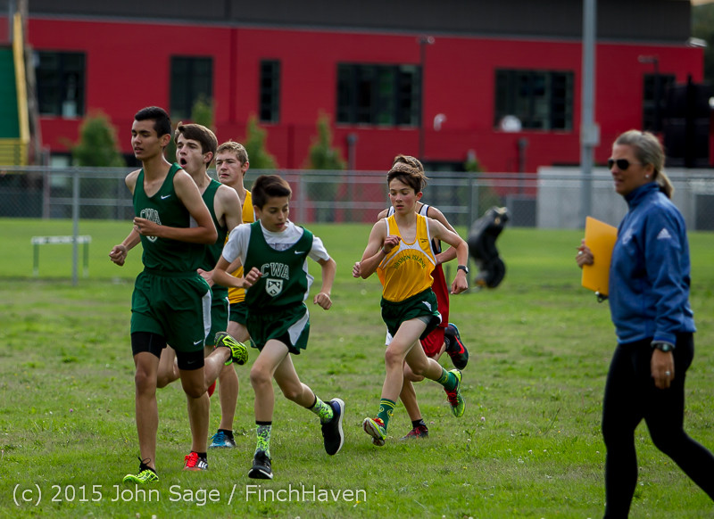 16900 Cross Country All-League Meet 091515