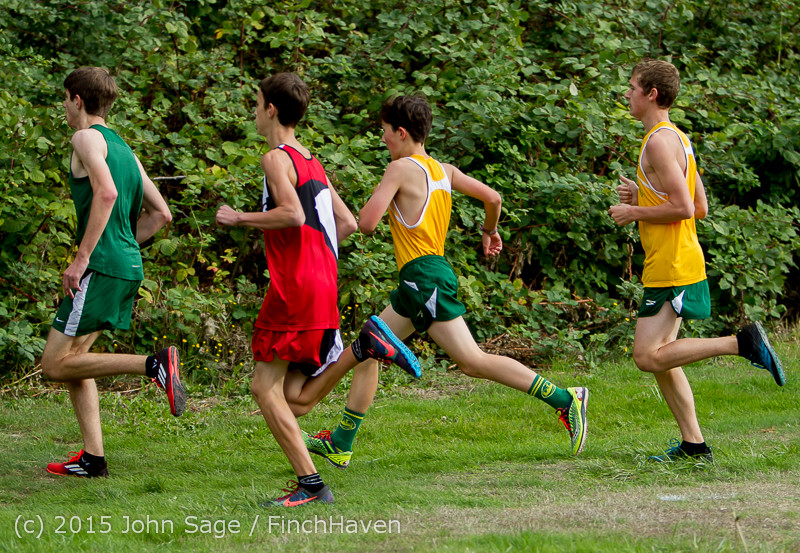 16922 Cross Country All-League Meet 091515