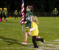 0645 Fall Cheer and Pirate Pals at Football v CWA 101014