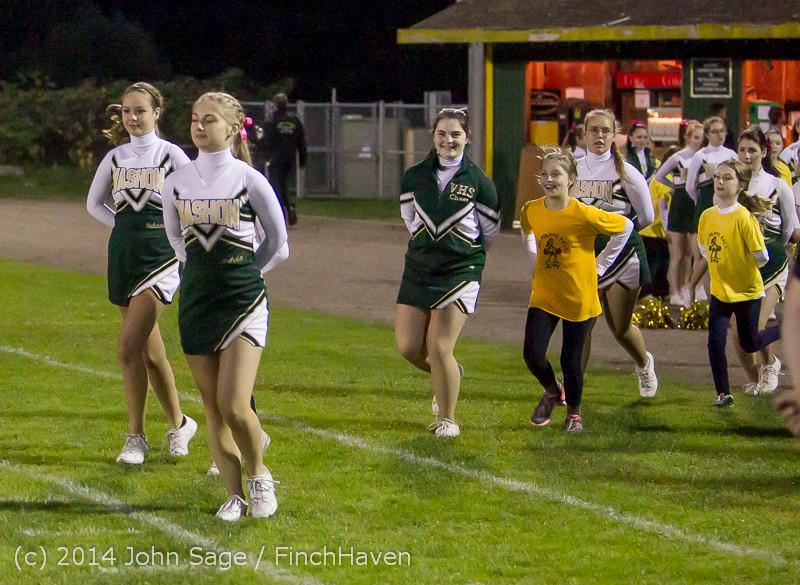 0648 Fall Cheer and Pirate Pals at Football v CWA 101014