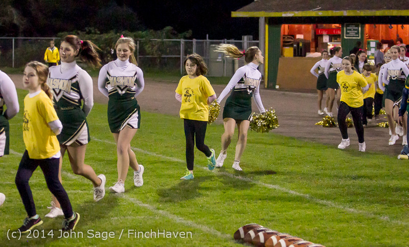 0652 Fall Cheer and Pirate Pals at Football v CWA 101014