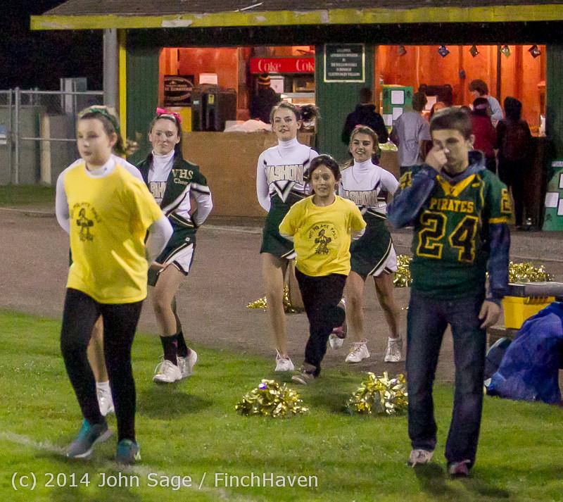 0655 Fall Cheer and Pirate Pals at Football v CWA 101014