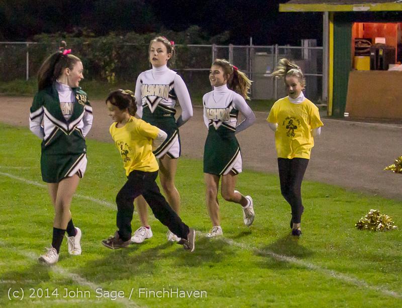 0657 Fall Cheer and Pirate Pals at Football v CWA 101014