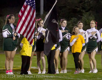 0663 Fall Cheer and Pirate Pals at Football v CWA 101014