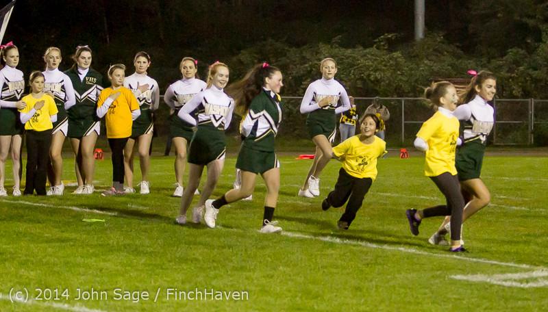 0677 Fall Cheer and Pirate Pals at Football v CWA 101014