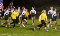 0679 Fall Cheer and Pirate Pals at Football v CWA 101014