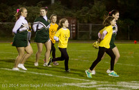 0683 Fall Cheer and Pirate Pals at Football v CWA 101014
