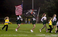 0686 Fall Cheer and Pirate Pals at Football v CWA 101014